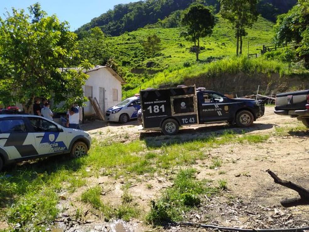 Mãe confessa ter matado bebê de dois meses enforcado em Ecoporanga