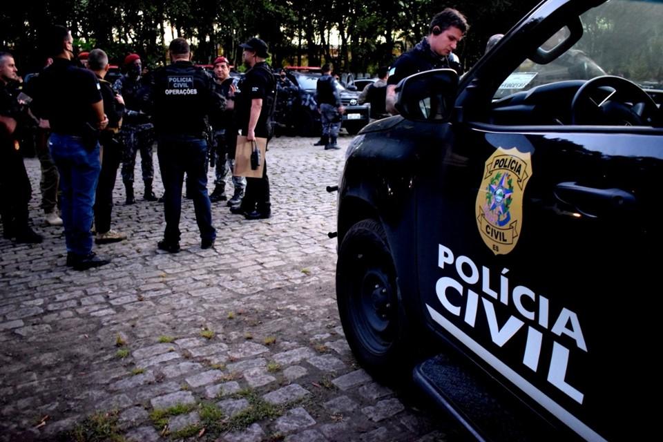 Operação Caim XII resulta em 22 prisões em todo o Estado