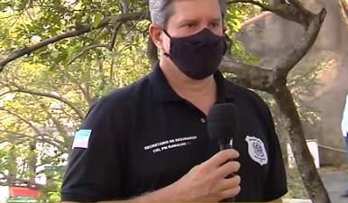 """""""Mostra uma covardia e beira a psicopatia"""", diz secretário de segurança sobre chacina em Vitória"""