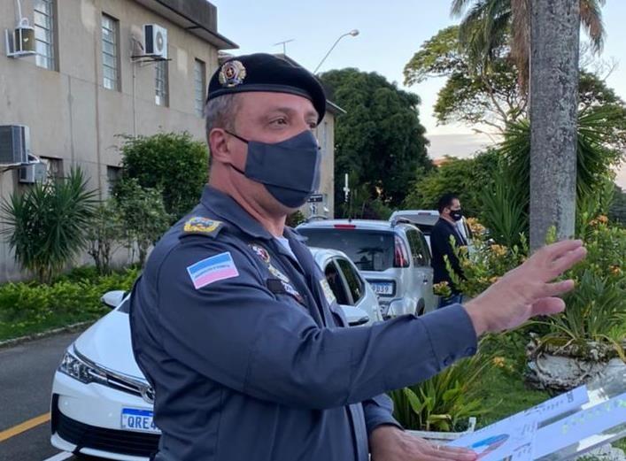 Polícia Militar divulga os resultados de 1 ano da Operação Sentinela