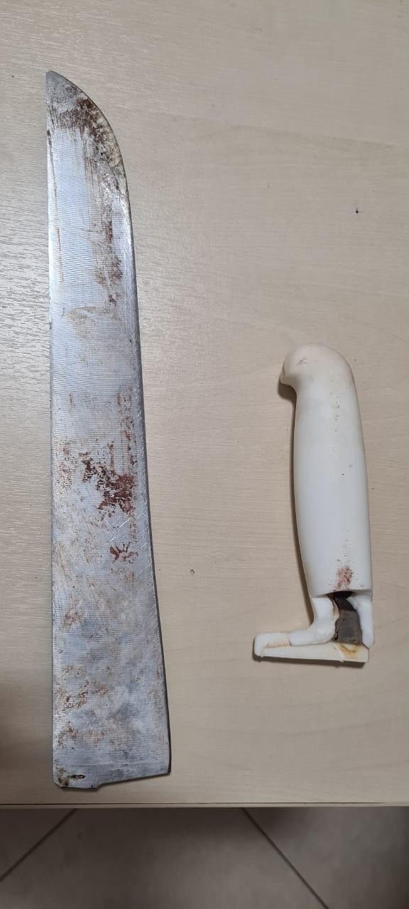 Suspeito de matar ex-mulher a facadas é detido em Colatina