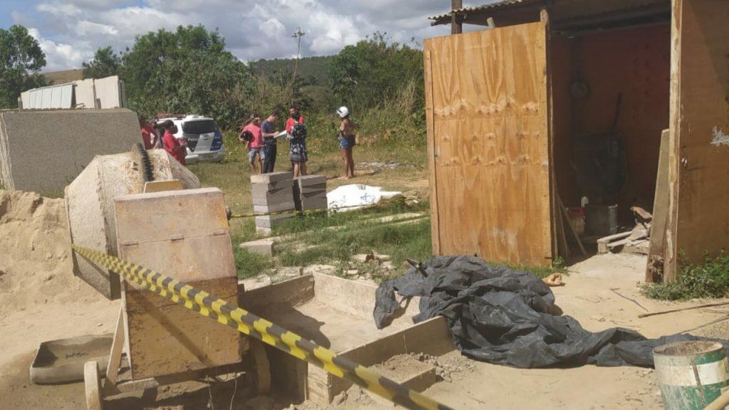 Homicídio registrado na manhã de hoje (8) em São Gabriel da Palha