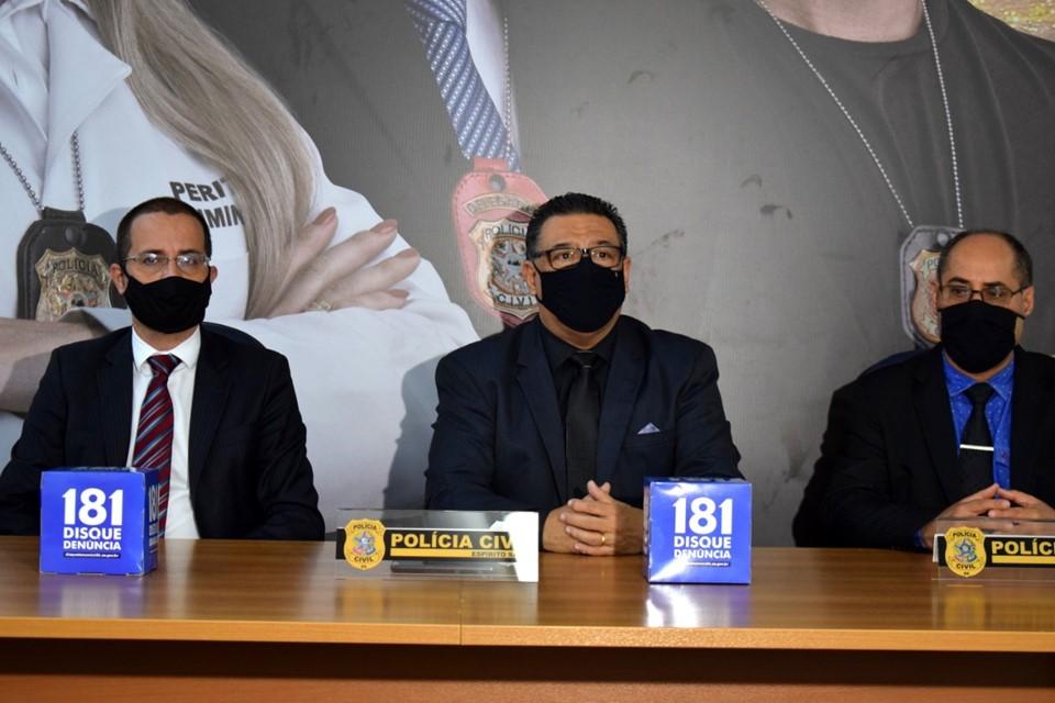 Polícia Civil investiga ex-funcionário da Câmara de Itarana que desviou mais de R$ 1 milhão dos cofres públicos