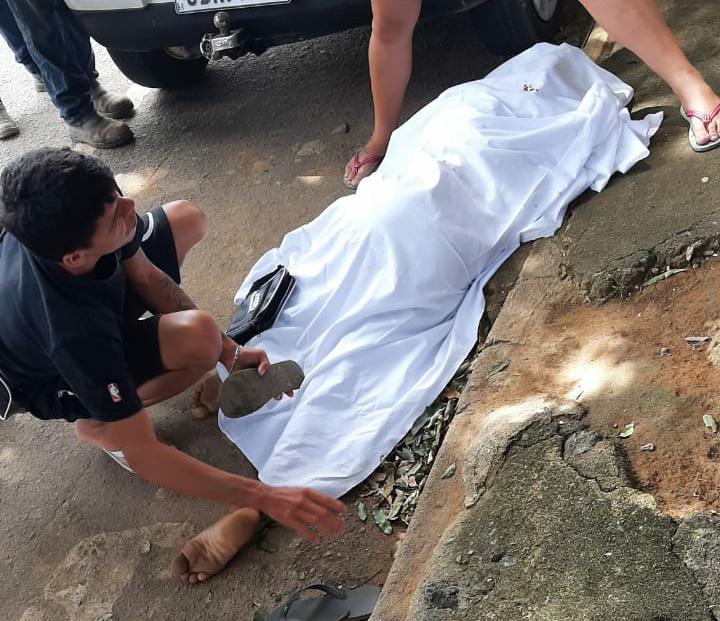 Homem é morto a tiros em São Gabriel da Palha