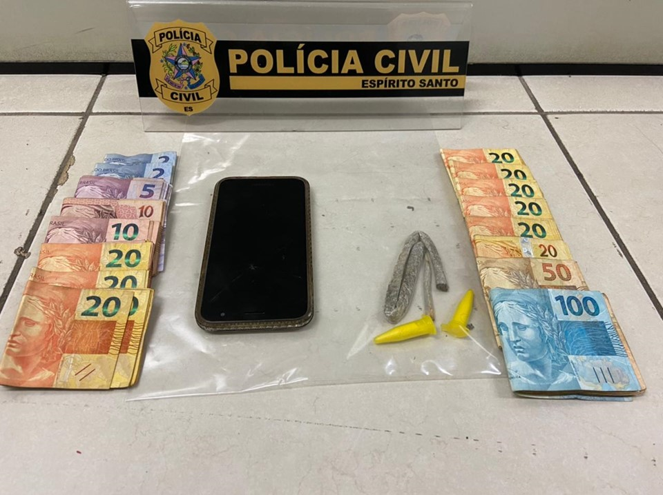 Suspeitos de tráfico no Morro de São Benedito são detidos em Jardim da Penha