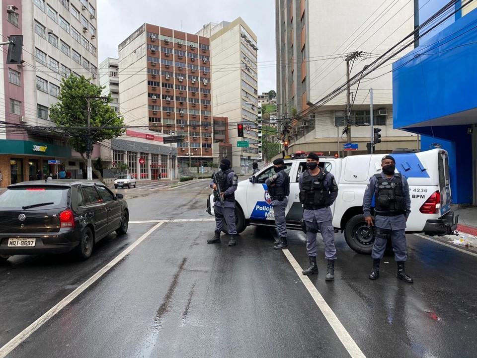 """Polícia Militar divulga os resultados da Operação """"12 de Outubro"""""""