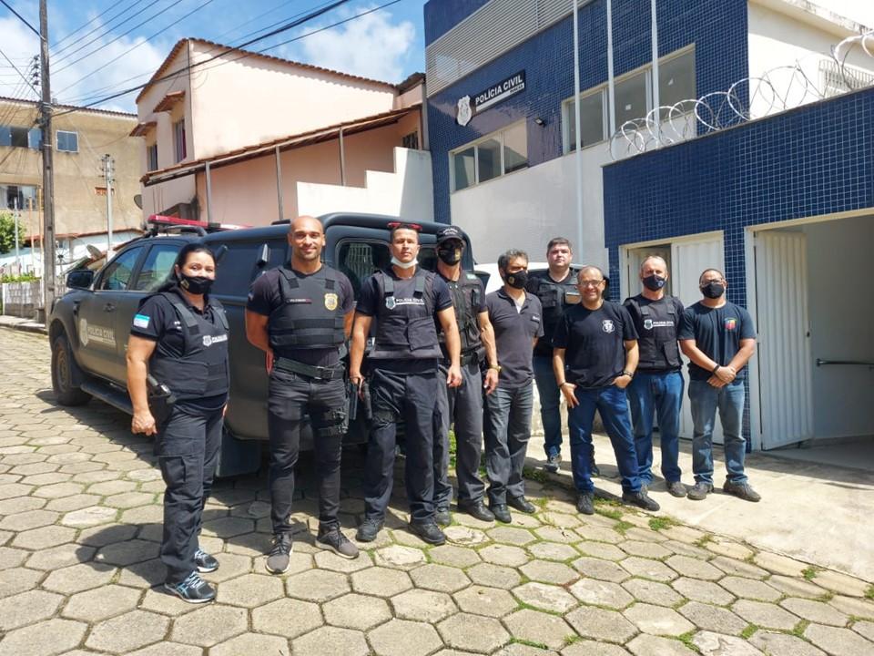 Suspeitos investigados em tentativa de homicídio são detidos em Pancas