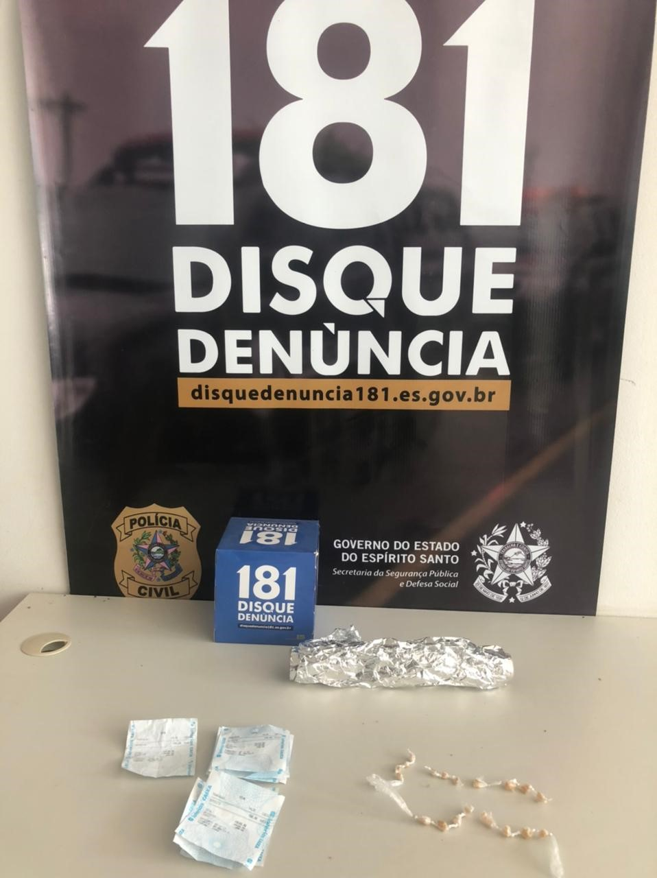 Denarc prende em flagrante mulheres suspeitas de vender crack em Venda Nova do Imigrante