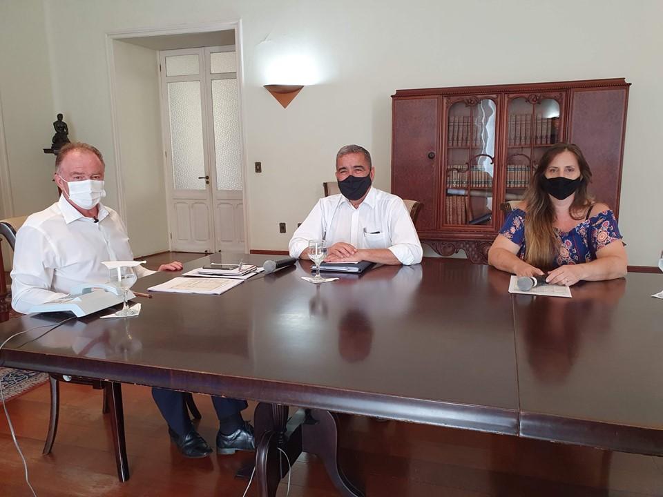 Governo do Estado anuncia edital de macrodrenagem no bairro Aribiri, em Vila Velha