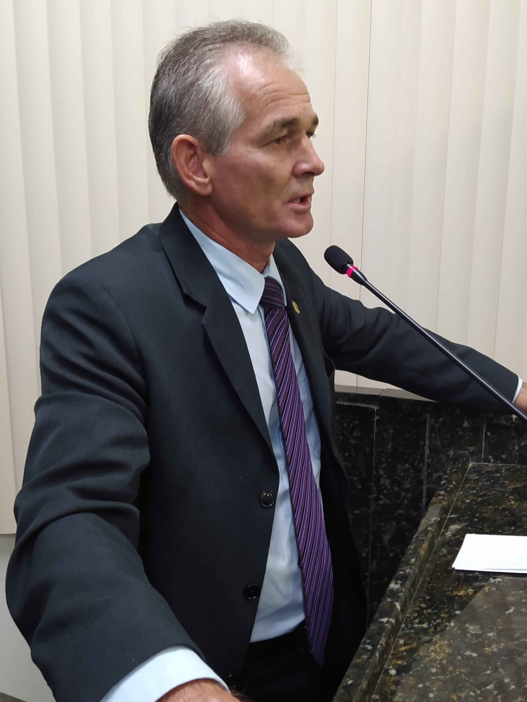 Niquim Bruni é confirmado como pré-candidato a vice-prefeito em Águia Branca
