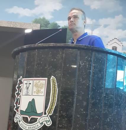 PP confirma Paulinho Galdino como pré-candidato a prefeito em Águia Branca