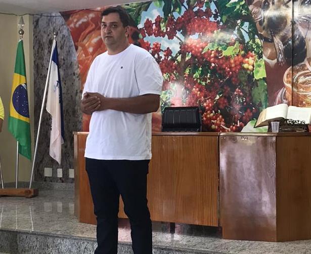 Em São Domingos do Norte, PSB confirma Ricardo Scaramussa como pré-candidato a prefeito