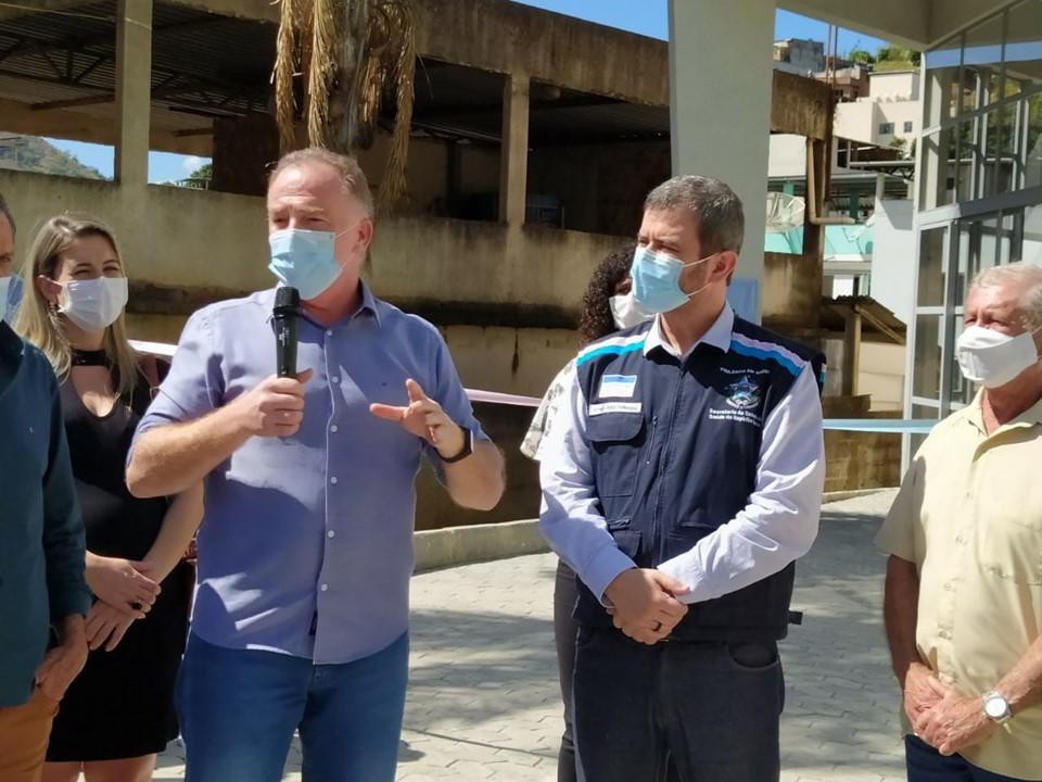 Governo do Estado entrega 13ª Farmácia Cidadã em Castelo