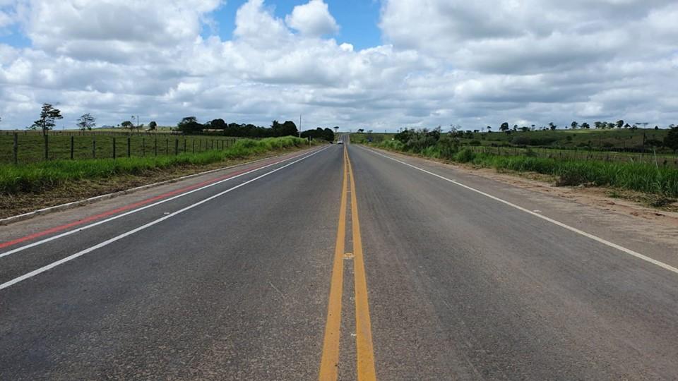 Governo do Estado entrega nova rodovia entre Ecoporanga e Ponto Belo
