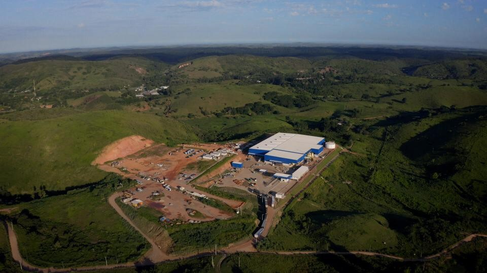 Governador participa da inauguração da unidade de fábrica de papel em Cachoeiro de Itapemirim