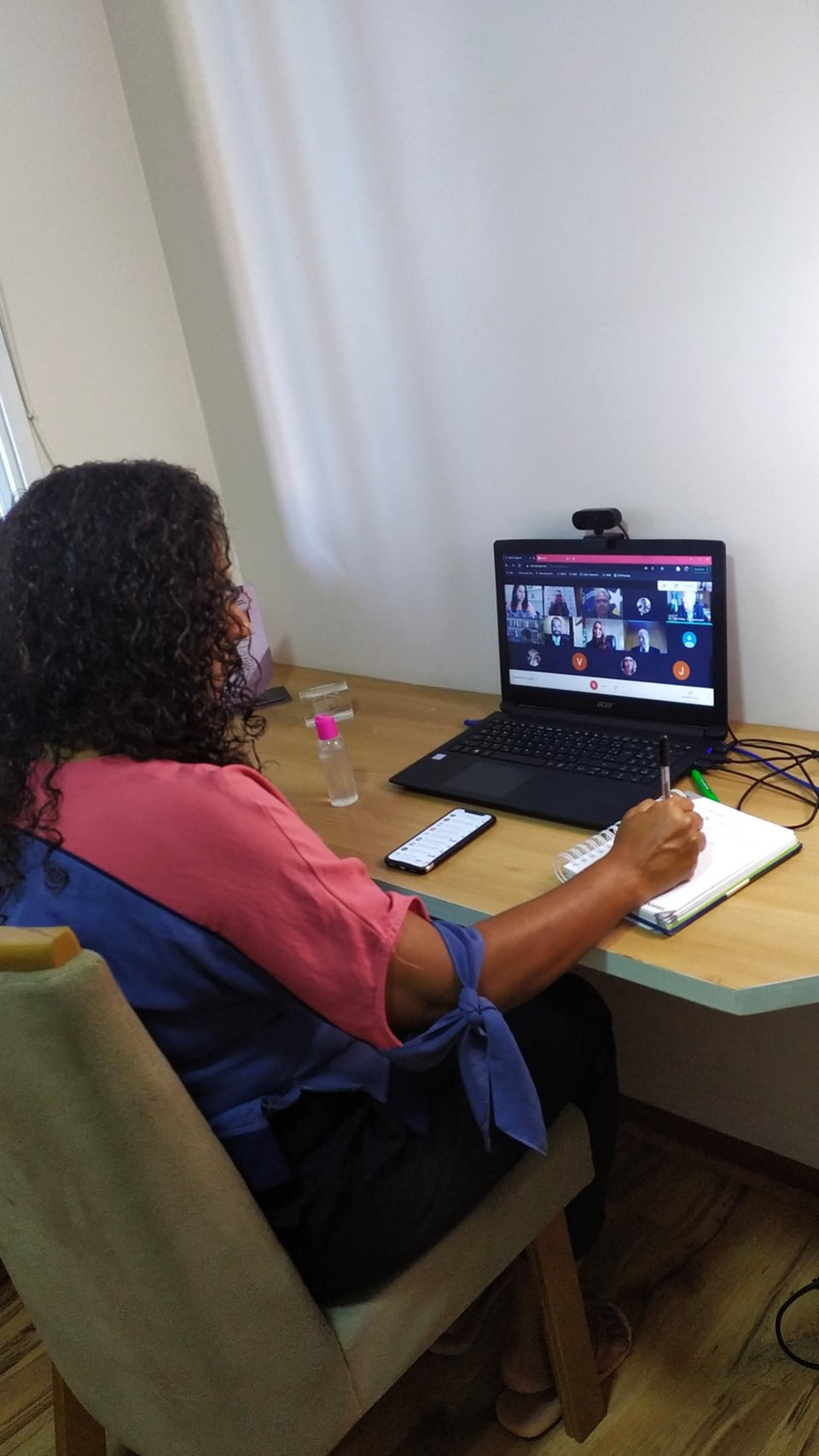 Jacqueline Moraes participa do Fórum Nacional de Vice-Governadores