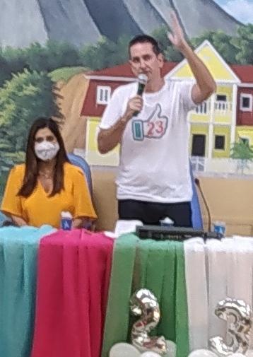 Jailson Quiuqui, do Cidadania, é eleito prefeito de Águia Branca