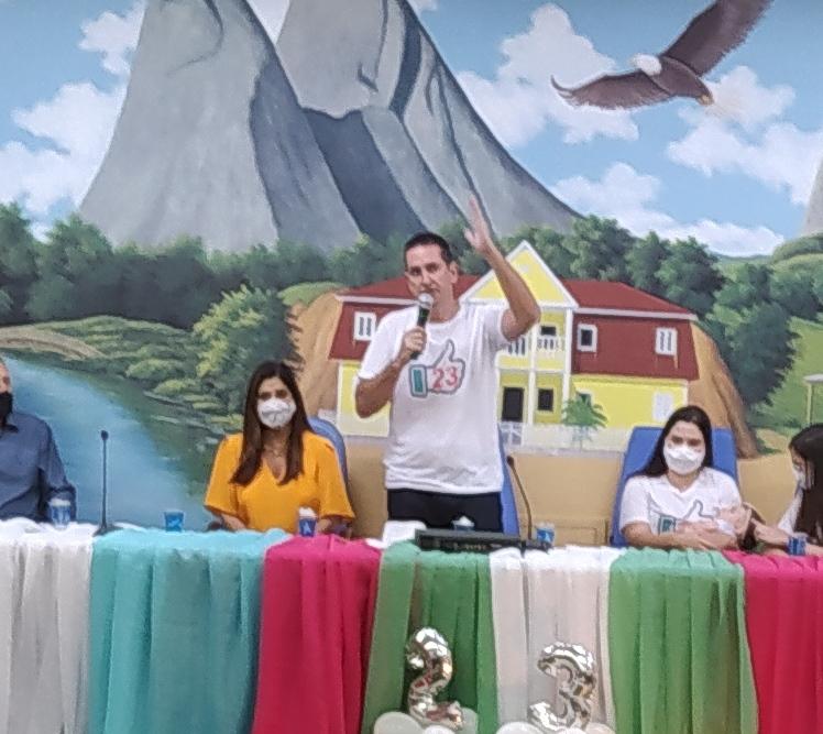 Cidadania confirma Jailson Quiuqui como pré-candidato a prefeito em Águia Branca