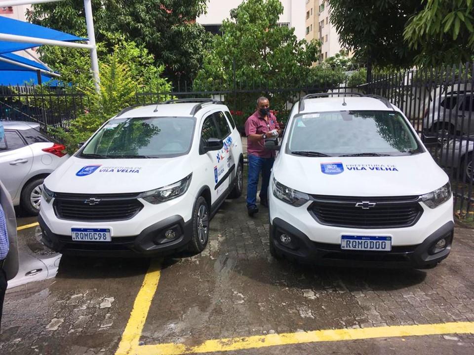 Governo do Estado entrega veículos para proteção social em Vila Velha