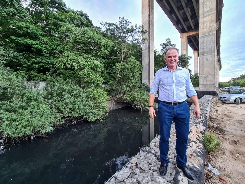 Governo do Estado autoriza novas obras de macrodrenagem em Vila Velha