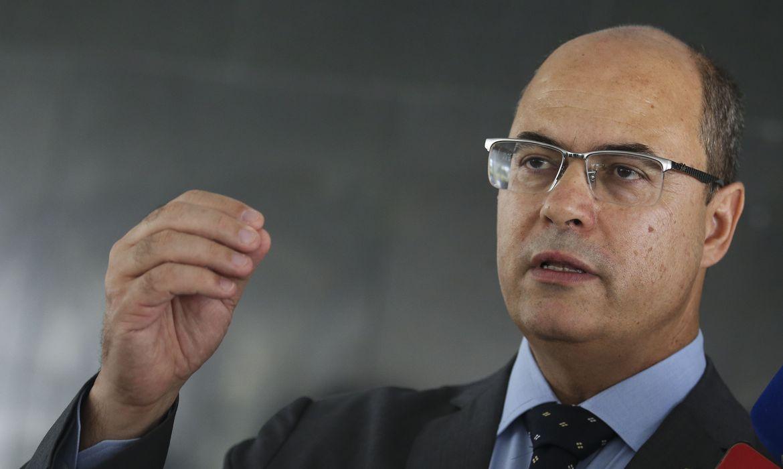 Wilson Witzel recorre ao STF para voltar ao governo do Rio