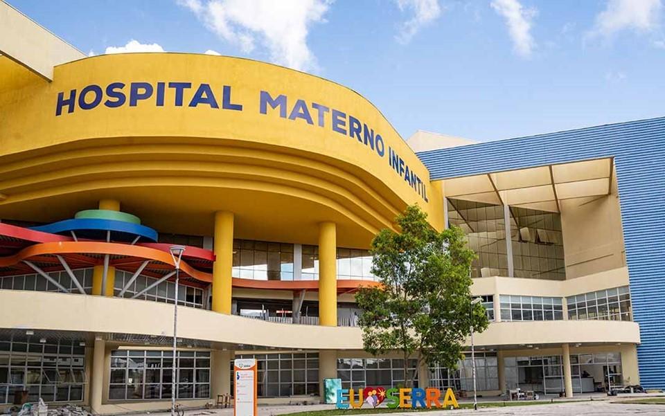 Hospital Materno Infantil da Serra inicia atendimento em abril