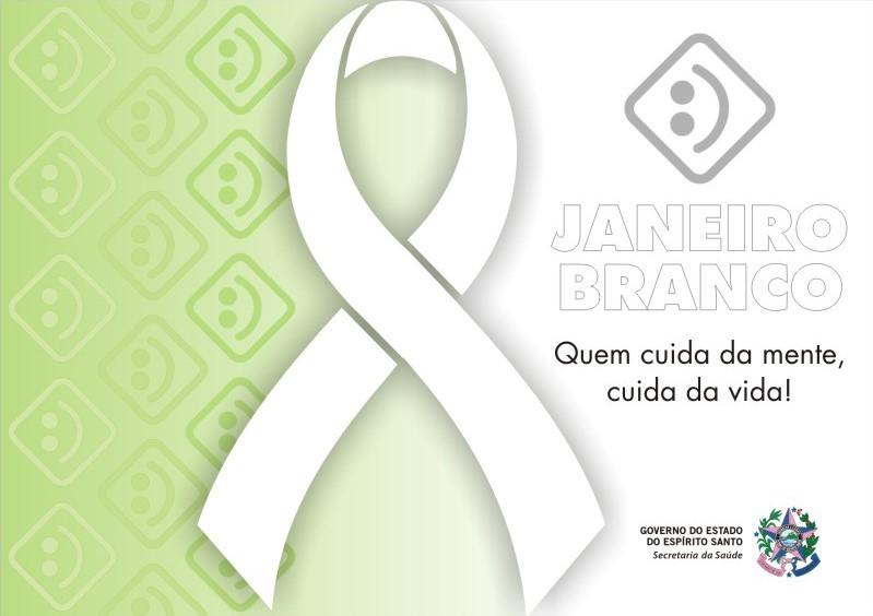 Janeiro Branco: mês de prevenção e cuidados às doenças emocionais