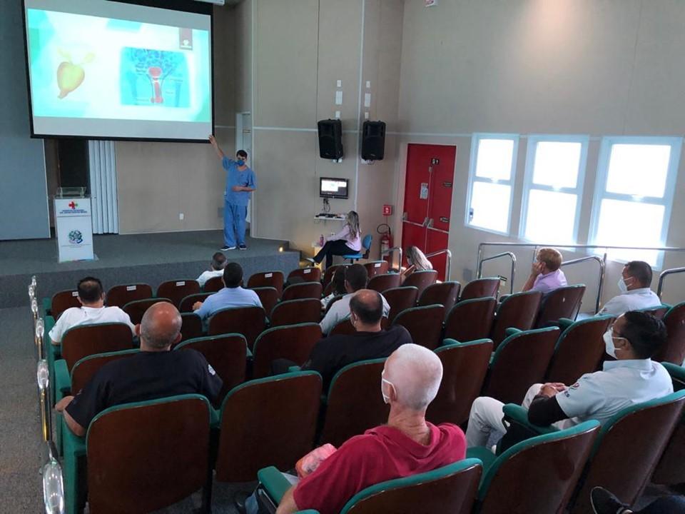 'Saúde do Homem' é tema de palestra e ações no Hospital Dr. Jayme
