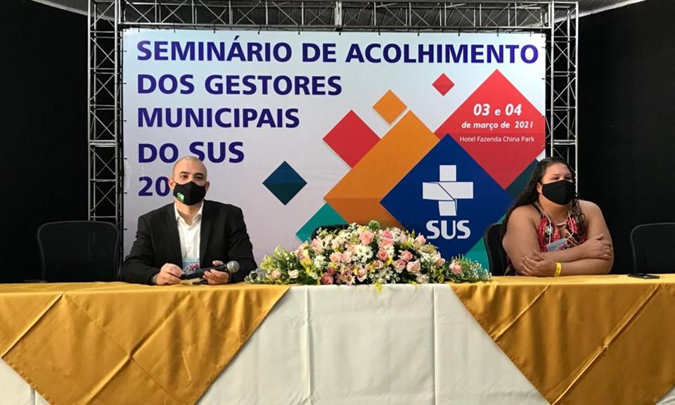 Secretários municipais debatem integração da saúde regional ao novo cenário do SUS