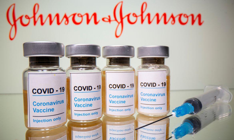 EUA pedem pausa em aplicação de vacina da Johnson & Johnson