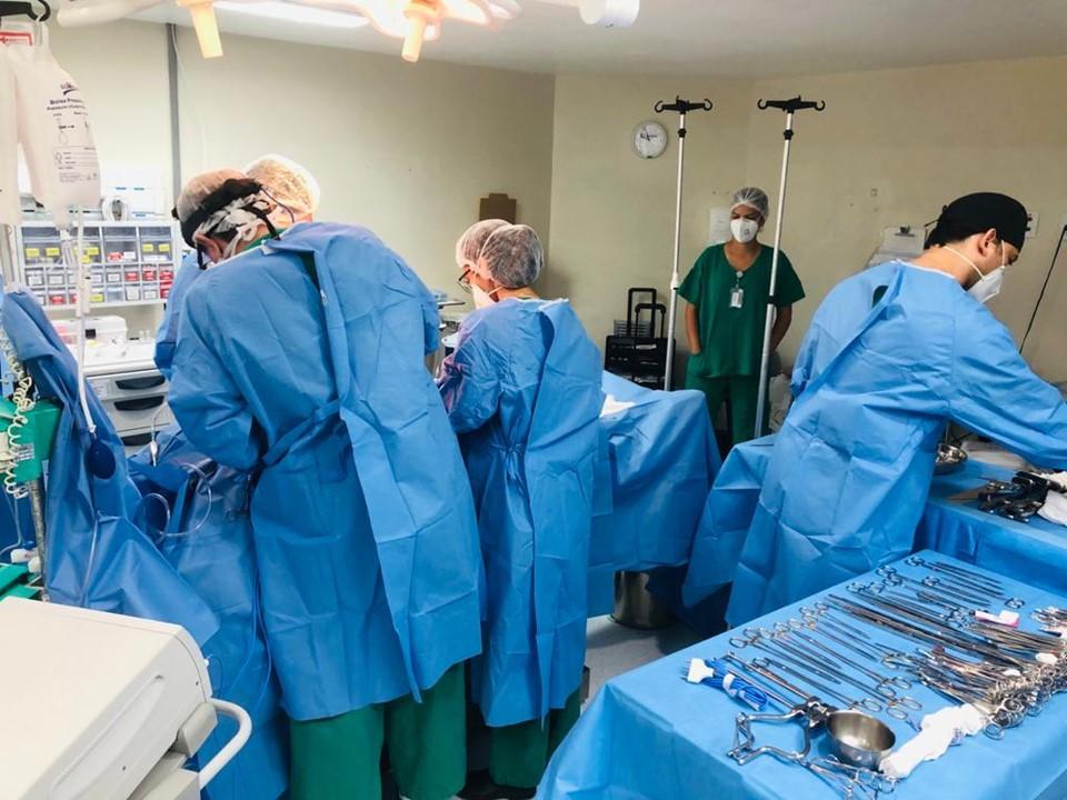 Hospital Central realiza primeira captação de múltiplos órgãos do ano