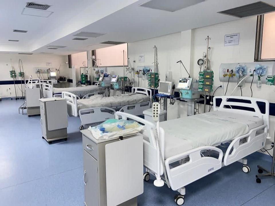 Hospital Dório Silva amplia mais 47 leitos para tratamento da Covid-19
