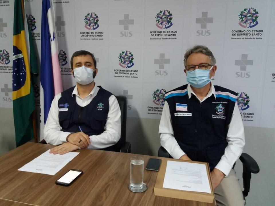 Estado amplia testagem para toda população que apresente síndrome gripal