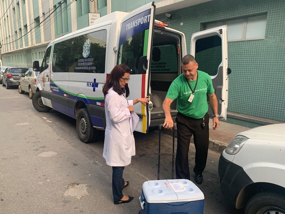 Hospital Estadual de Urgência e Emergência realiza captação de múltiplos órgãos