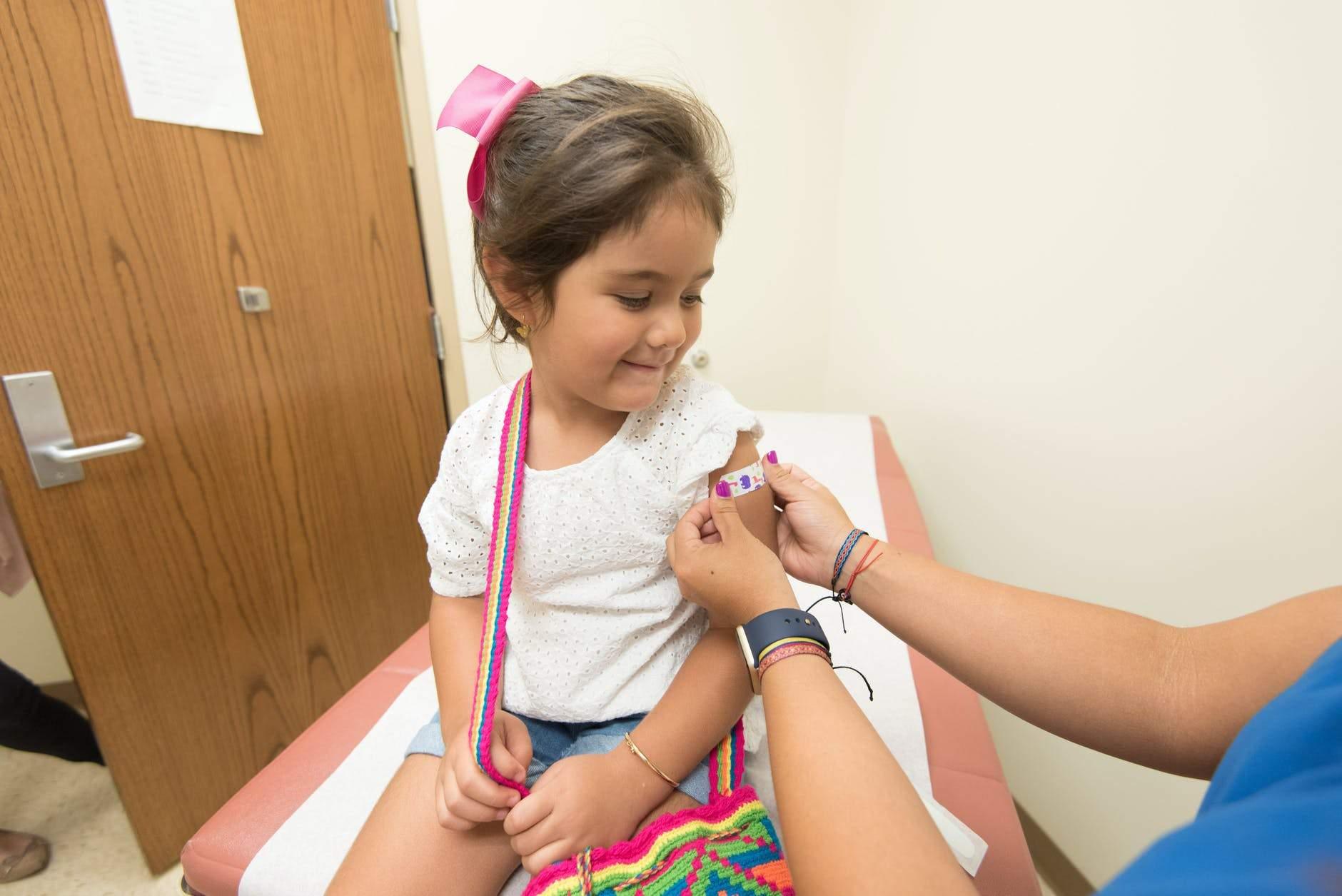 Estado adota estratégias para recuperação do esquema de vacinação de crianças menores de cinco anos