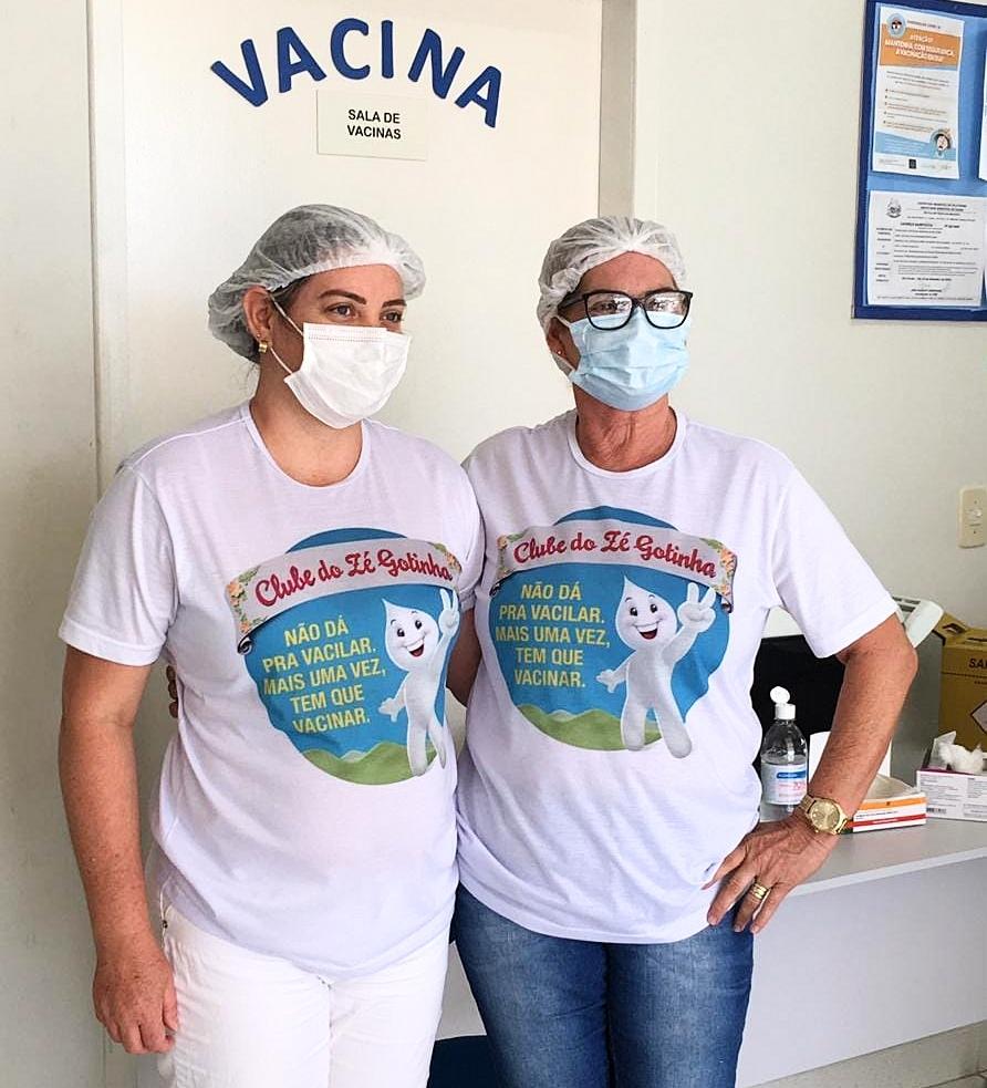 Vila Pavão supera meta de cobertura vacinal pactuada pelo Governo Federal