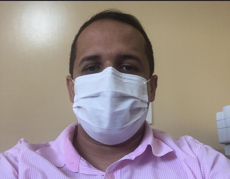 Vaninho Mendes é o novo Chefe de Núcleo de Trabalho Hospitalar em Barra de São Francisco