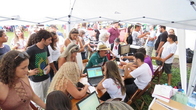 Arquivo Itinerante participa da 1ª Festa del Nonno e dela Nonna em Cariacica