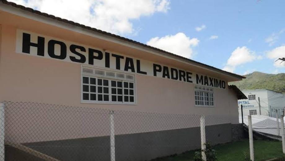 Evair de Melo destina mais recursos para o Hospital Padre Máximo